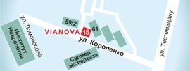 vianova map